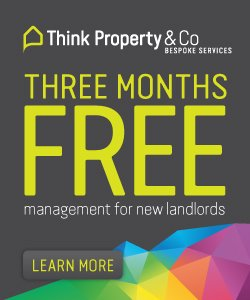 Three Months FREE management for new landlords